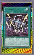 Revanche XYZ LTGY-FR059 Magie => XYZ YGO
