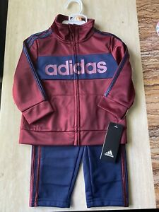 adidas track suit baby