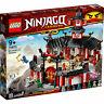 LEGO 70670 Ninjago: Kloster des Spinjitzu, OVP mit Wu Jay Nya Zan Cole LLody Kai