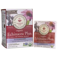 Traditional Medicinals Organic Echinacea Plus - Elderberry Tea 16 Bag(S)