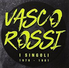 """I Singoli Dal 1978 Al 1981 - Box [4 7""""] Vasco Rossi (Artista)  Formato: Vinile"""