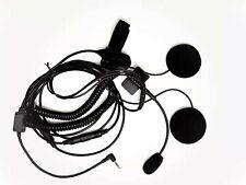 Digitalk Digitech Motorcycle Motorbike Headset UHF CB Radio Phone Walkie Talkie