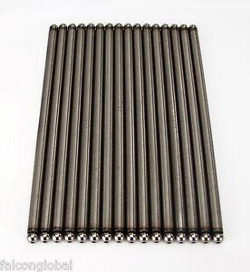 Pontiac 287 316 347 350 370 389 400 455 Pushrod Push Rod Set/16 1955-1970 ELGIN