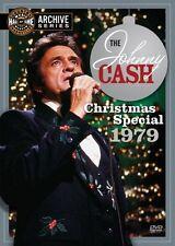 Johnny Cash - Christmas Special 1979 NEW! DVD, Anne Murray, June Cash,  Tom Hall
