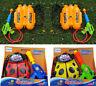 New Children Water 32cm Gun Back Pack Blaster Air Pressure Summer Play