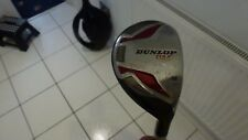 a DUNLOP Tour 18* Hybrid Rescue Graphite Regular