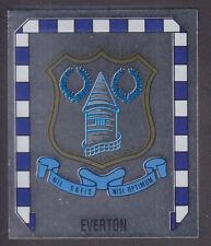 Panini - Football 89 - # 84 Everton Foil Badge