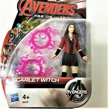 "3.75"" SCARLET WITCH MARVEL AVENGERS AGE OF ULTRON INITIATIVE Hasbro FIGURE Toy"
