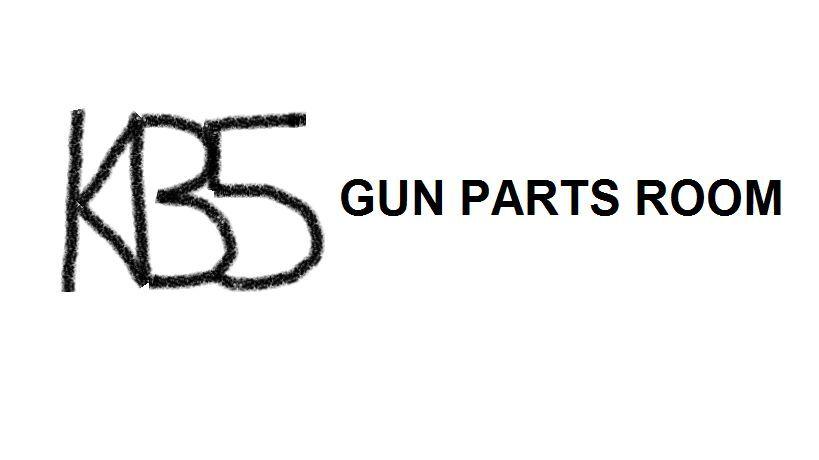 KB5 Gun Parts Room