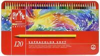 Caran D'ache Supracolor Pencil Set, 120 Tin (J3888420)