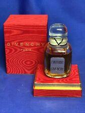 Vintage Givenchy Paris L'Interdit sealed 2 oz perfume bottle in original box