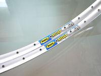 "NOS NEW pair of MAVIC REFLEX RIMS 32H, for tubulars 700cc 28"" top colnago"