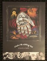 CHARLIE SEXTON Sextet Under the Wishing Tree 22x30 promo poster MCA 1995