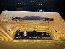 Tweed Champy Vintage Fender 5f1 Style Guitar Amplifier