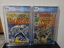 Marvel Spolight 28 CGC 9.0 and Marvel Spotlight 29 CGC 9.2 30 Cent Variant