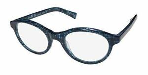 Eyebobs Designer Soft Kitty 2885 Women's Cat Eye Frame Reading Eyeglasses 48 mm