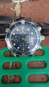 OMEGA Seamaster Chrono Diver 300m Ref. 2599.80.00 Chronometer Automatic