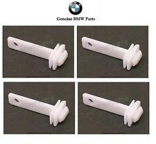 BMW 740i 740iL 750iL Clip or Dash Air Bag Cover SET OF 4 NEW 51 45 8 146 760