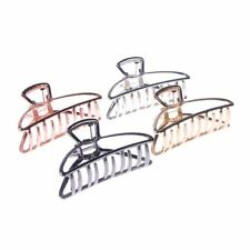 Women Hair Claw Clip Butterfly Clamps Metal Barrettes Hairpin Hair Accessories