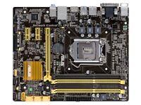 ASUS B85M-G LGA 1150 Intel B85 Motherboard DDR3 Memory MicroATX with I/O
