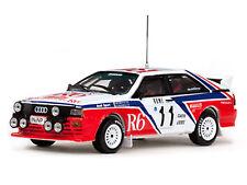 Audi Quattro #11 Cinotto Monte Carlo 1982 1:43 Vitesse 42064