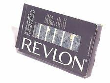 Revlon Nail Art 3D JEWEL APPLIQUES DENIM & DIAMONDS 02 ITS RIVETING 18 STRIPS