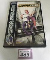 Sega Saturn Courier Crisis