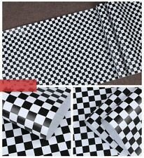 Black White Mosaic Self Adhesive Wallpaper Peel and stick ContactPaper Removable
