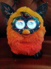 Furby Boom Hasbro 2012 - Yellow Orange Red- Electronic Talking Interactive...
