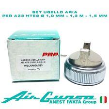 Set Ugello Aria per Air Gunsa AZ3 HTE2 -Air Cap Set 1.0 mm - 1.3 mm - 1.5 mm
