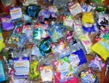 McDonalds Surprise Lot of 25 NEW Sealed Happy Meal Toys 80s 90s 2000s