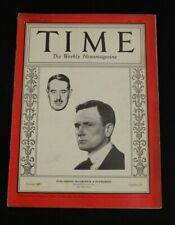 1928 Time Magazine March 7 Publishers McCormick & Patterson
