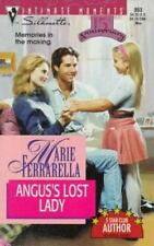 Angus's Lost Lady (Families Are Forever) (Silhouette Intimate Moments , No 853),