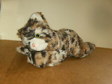 ancien / vintage - STEIFF chat chaton cat kitten 70's -  Longueur 35cm / 13.7""