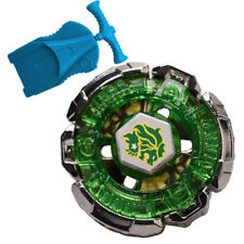Beyblade Metal Fusion 4D System Set L-Drago Gold BB106+Blue wire launcher