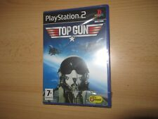 PS2 Top Gun  UK Pal, New & Sony Factory Sealed