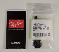 Authentic RAYBAN Black Temple Tip Replacements RB3025 Aviator RB3362 3447 RB3136