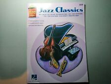 Big Band Play-Along Volume 4 - Jazz Classics