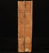 1819 2 vol TALES HALL Poetry George Crabbe
