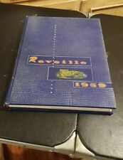 1959 ARLINGTON STATE COLLEGE YEARBOOK, THE REVEILLE, ARLINGTON, TX