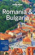 LONELY PLANET ROMANIA & BULGARIA - LONELY PLANET PUBLICATIONS (COR) - NEW PAPERB