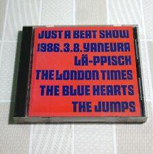 Just A Beat Shouw 1986.3.8 Yaneura JAPAN CD Japanese Punk #O03