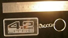 4.2 LITRE  KEYRING Suits Holden HT, HG, HQ, HX, Torana LH, LX, Commodore owners