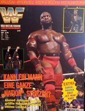 WWF Magazin 3/97 WWE Wrestling deutsch