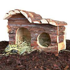 Trixie Natural Living Wooden HANNA House Hamster Pet Rat Gerbil Guinea Pig