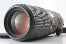 [Mint] Nikon AF Micro Nikkor 200mm F4 D IF ED Telephoto Lens from Japan