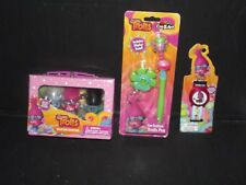 DreamWorks Trolls Eraser Case, Pen and Flashing Watch
