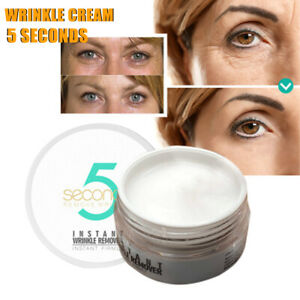 New 5 Second Body Wrinkle Remover Anti-Aging Moisturizer Instant Face Cream
