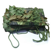"""39*78"""" 1Mx2M Woodland Camouflage Camo Netting Jungle Camping Military Hunting"""