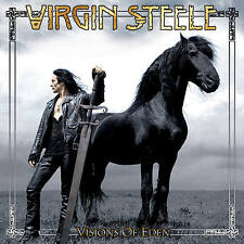 Virgin Steele - Visions Of Eden (2CD - Digipak - Re-Mixed - Re-Mastered)